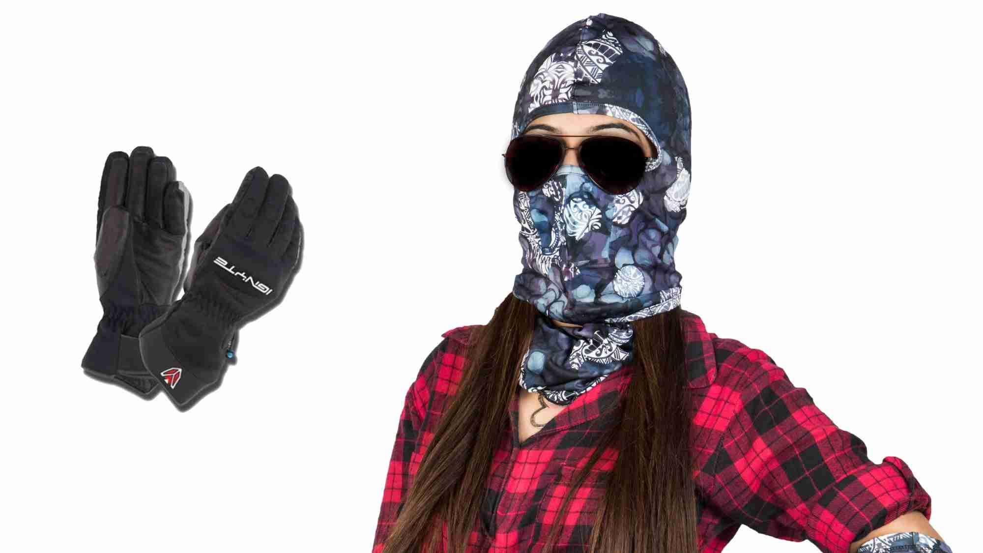 IGNYTE BalaClava and gloves