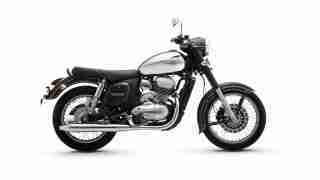Jawa Black colour option