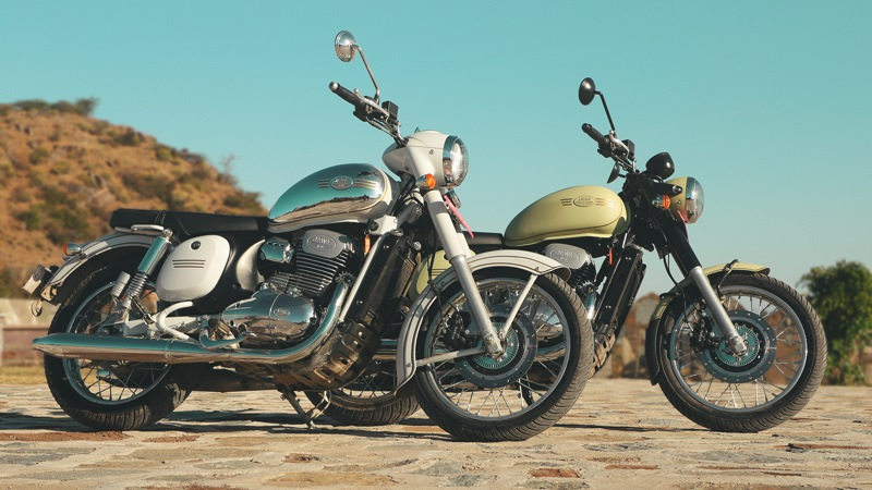 Jawa Motorcycles sold out till September 2019