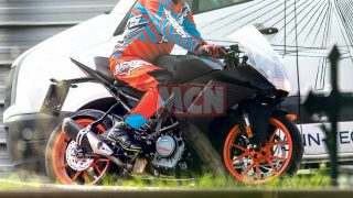 New RC 390 KTM for 2019