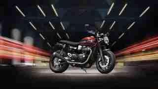 Triumph Speed Twin 1200 HD wallpaper