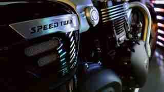 Triumph Speed Twin 1200 engine