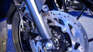 2019 Yamaha FZ-S Fi ABS V3.0 front disc brake