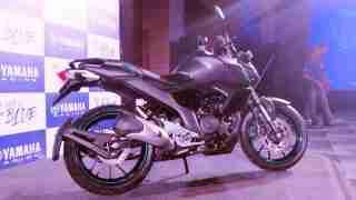2019 Yamaha FZ-S Fi ABS V3.0 side view