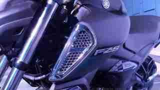 2019 Yamaha FZ-S Fi ABS V3.0 tank