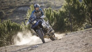 BMW R 1250 GS and R 1250 GS Adventure
