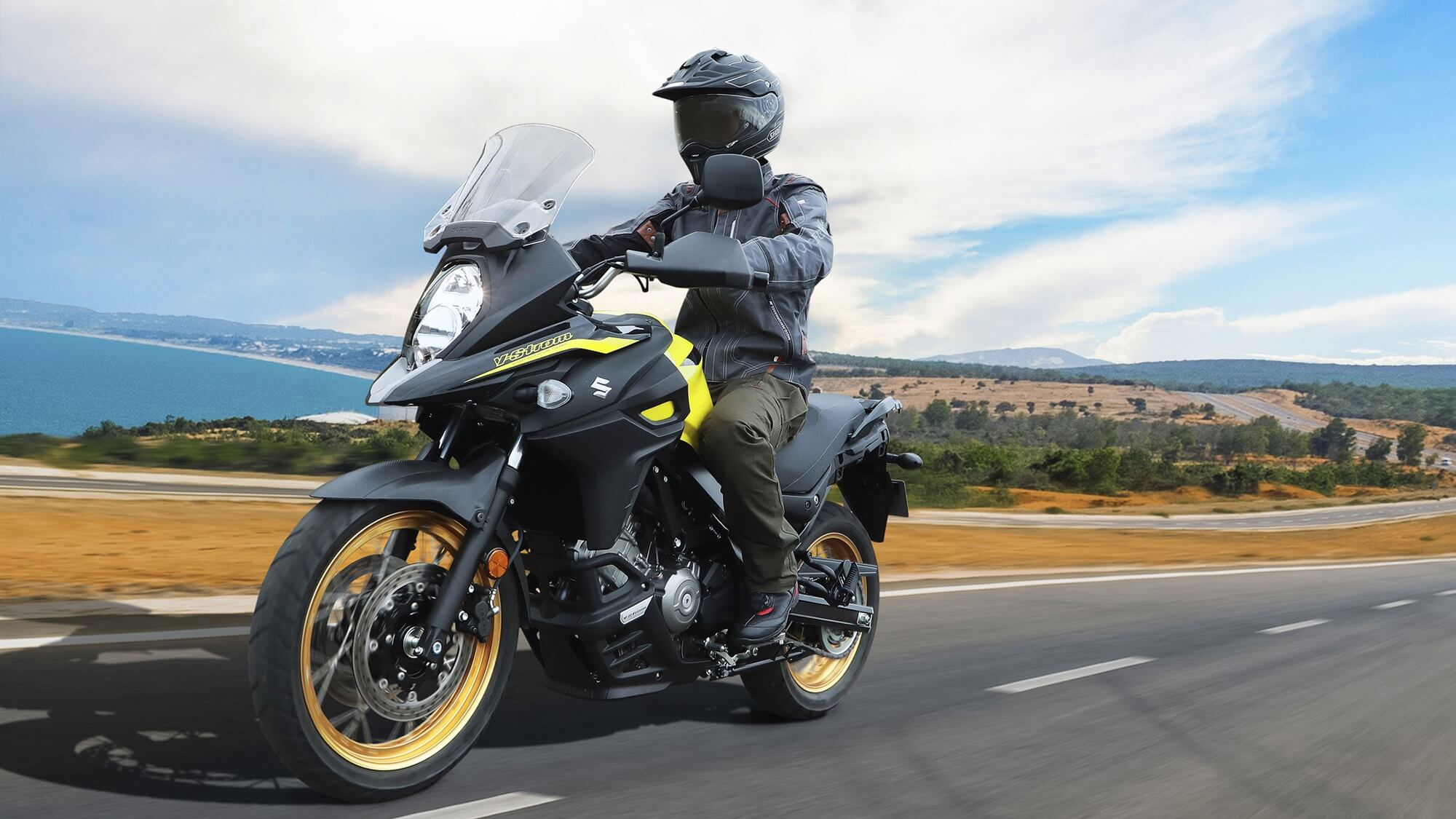 Suzuki V-Strom 650 XT ABS launched at 7.46 lakh