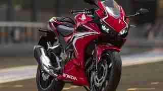 2019 Honda CBR400R