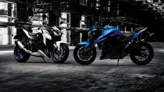 2019 Suzuki GSX-S750 gets new colour options - white and blue