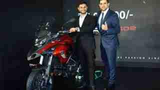 Benelli TRK 502 India