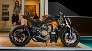 Ducati V4 Penta by Officine GP Design