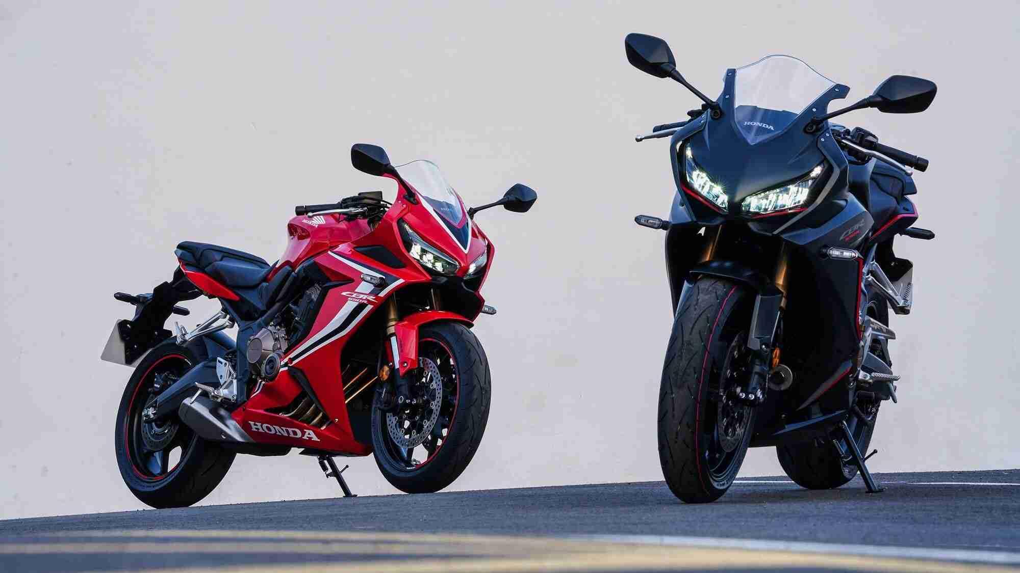 Honda CBR650R India colour options