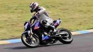 TVS Media Racer