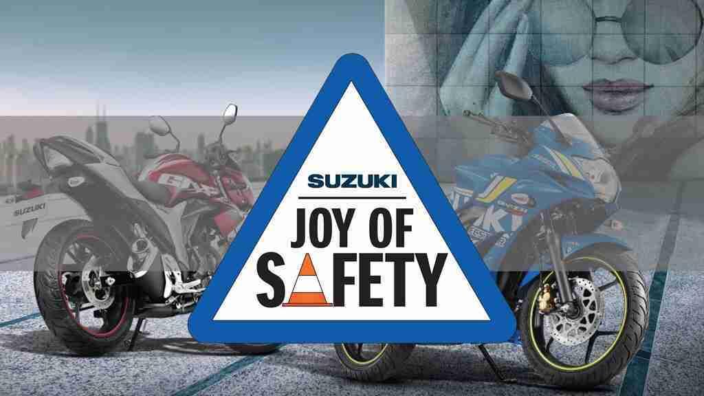 Suzuki Joy of Safety initiative