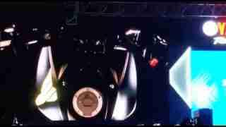 Yamaha MT-15 India spec tank top view