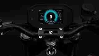 Zero SR F instrument console