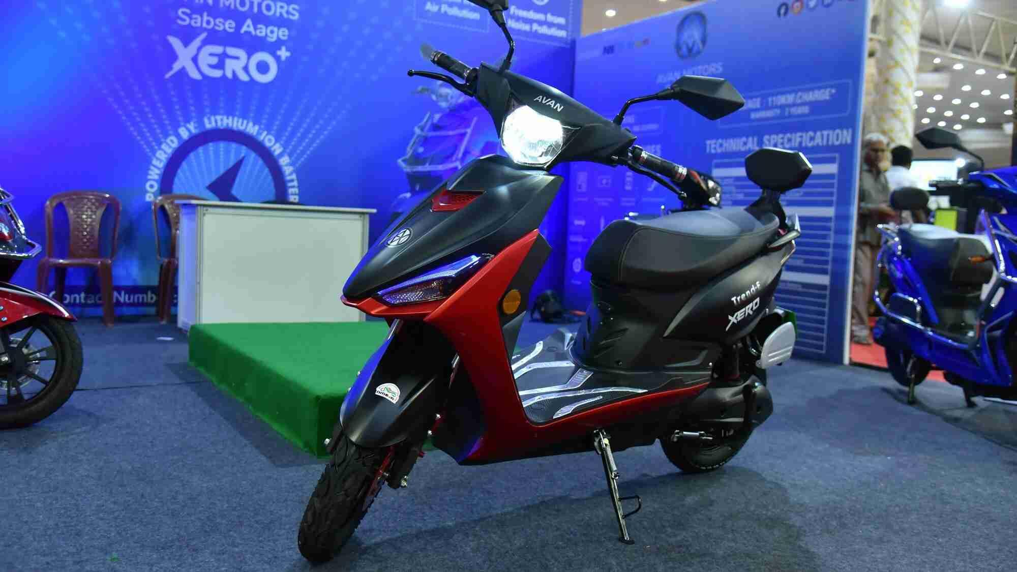 Avan Motors Trend E Xero