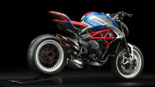 MV Agusta Brutale 800 RR America special edition launched in India