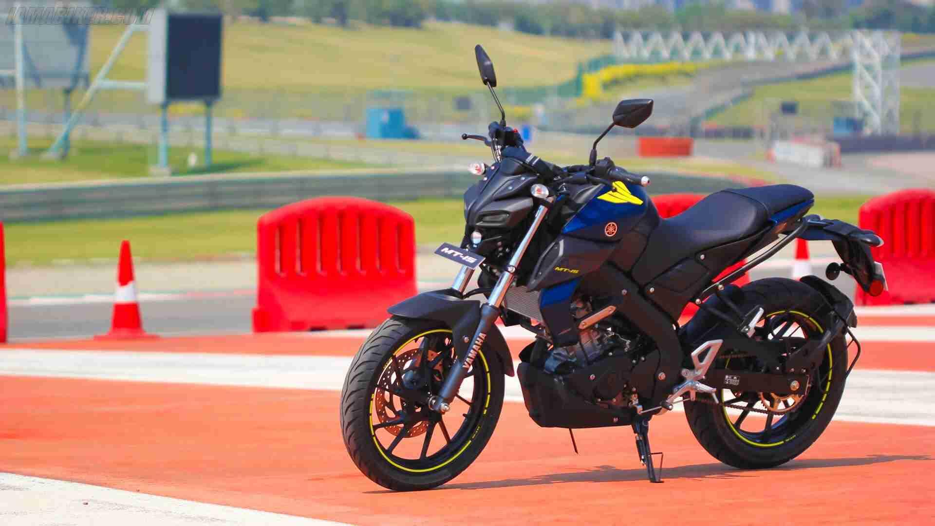 Yamaha Mt 15 Hd Wallpapers Iamabiker Everything Motorcycle