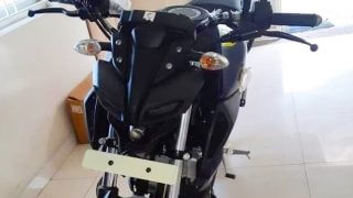 Yamaha MT-15 Indian version