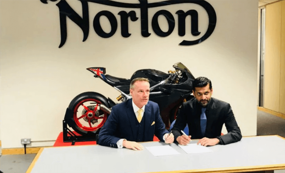 Norton and Kinetic