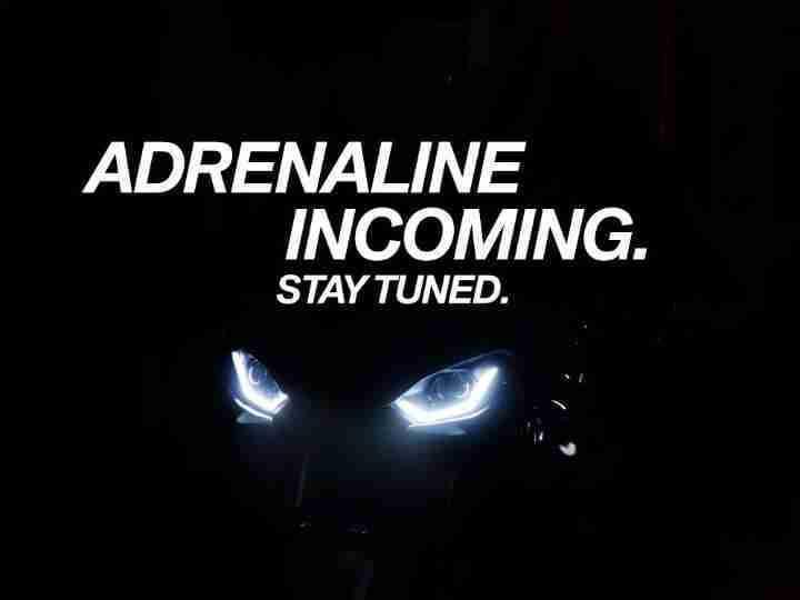 2019 BMW S1000RR teaser image