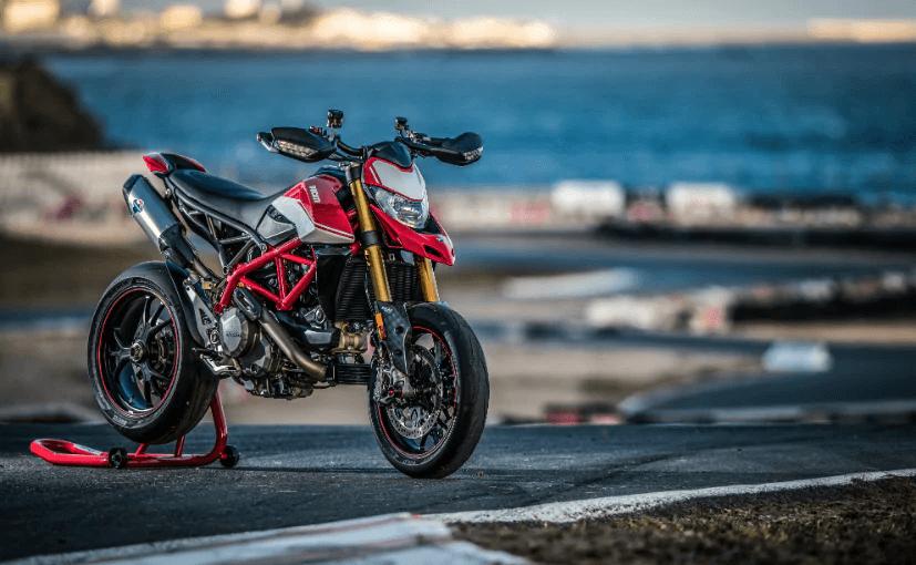 2019 Ducati-Hypermotard-950