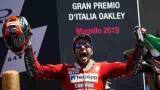 Danilo Petrucci Mugello MotoGP 2019