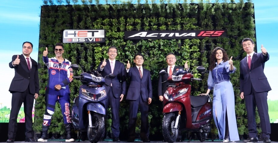 Honda Activa 125 BSVI version launched with new features