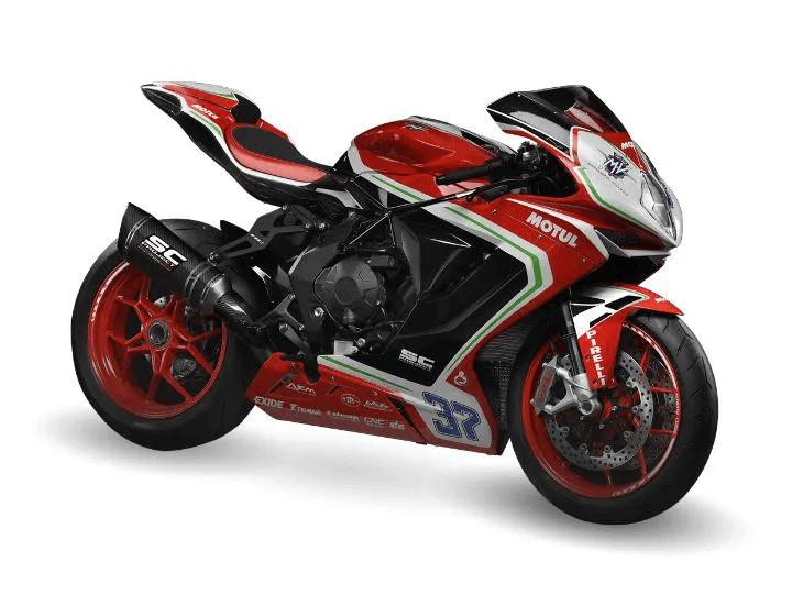 MV Agusta F3 800 RC
