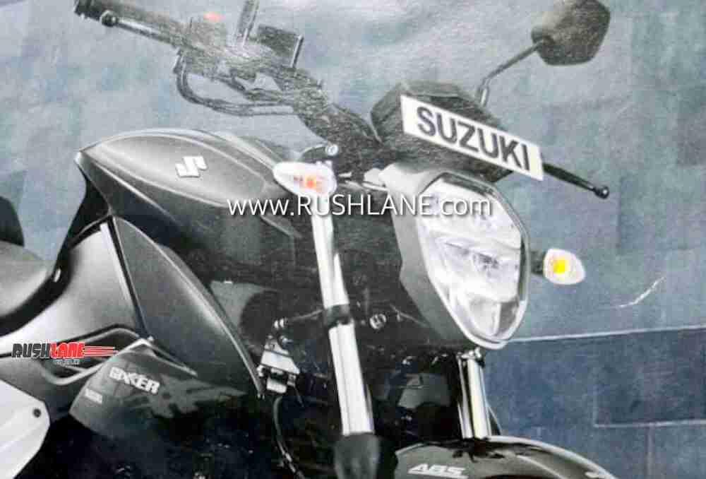 Suzuki Gixxer 155
