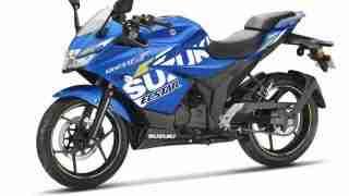 2019 Suzuki Gixxer SF MotoGP edition