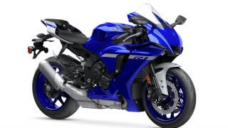 2020 Yamaha YZF-R1 Blue colour option