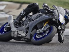 2020 Yamaha YZF-R1M HD wallpapers