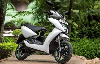 Ather Energy electric scooters Chennai