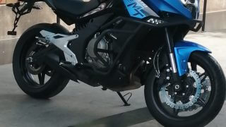 CFMoto 650MT