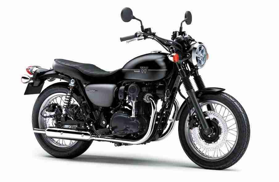 Kawasaki W800 STREET India