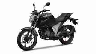 New updated Suzuki Gixxer