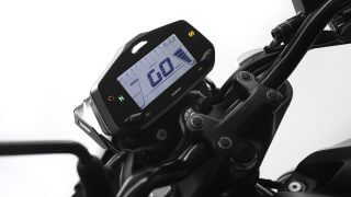 New updated Suzuki Gixxer - Digital meter