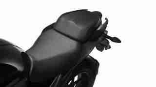 New updated Suzuki Gixxer - Split seat