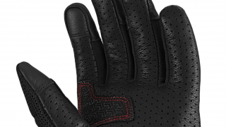 ViaTerra Holeshot gloves-touchscreen friendly
