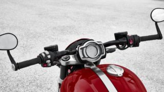 2019 Triumph Rocket 3 R and GT Handlebar
