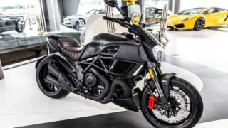 Ducati Diavel Diesel at Big Boy Toyz