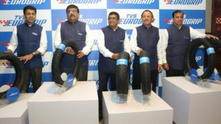 Eurogrip Tyres by TVS Srichakra Limited