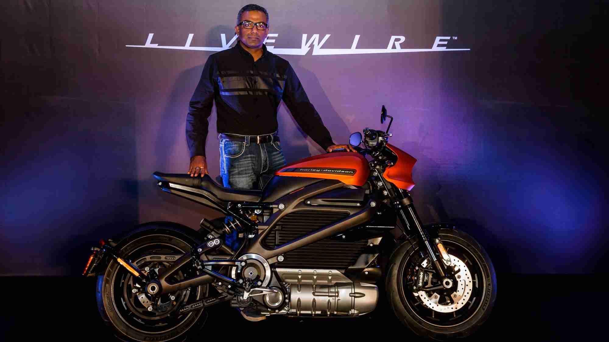Harley Davidson LiveWire India