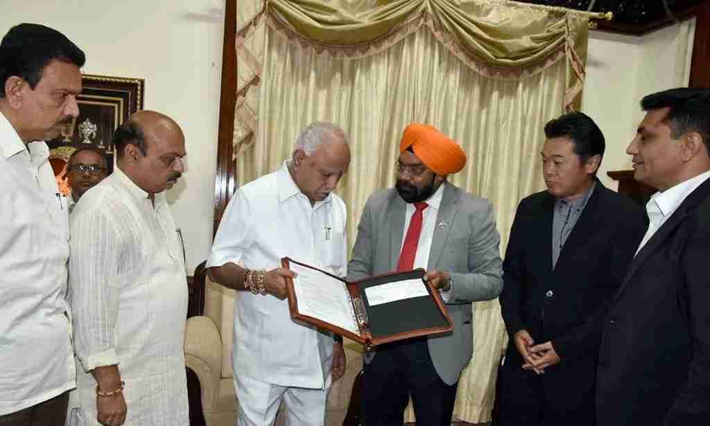 Honda 2Wheelers donates Rs 1 crore for Karnataka flood relief