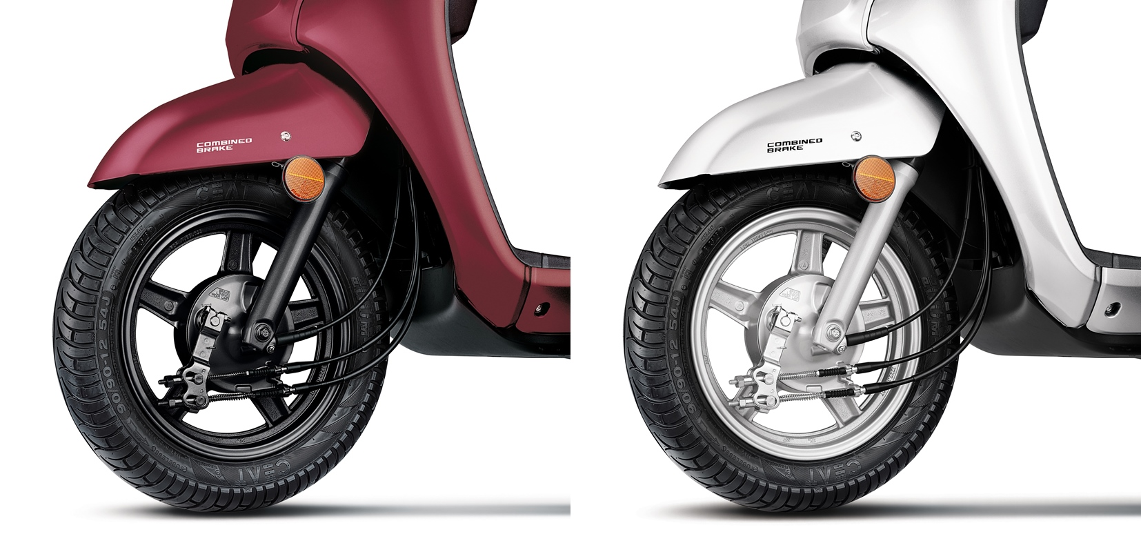 Suzuki Access 125 SE Drum Brake with Alloy Wheels