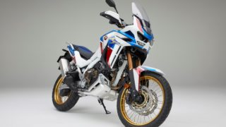 2020 Honda Africa Twin Adventure Sports Tricolor