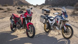 2020 Honda CRF1100L Africa Twin and Africa Twin Adventure Sports