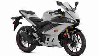 2020 Yamaha YZF-R3 colour option Matte Silver
